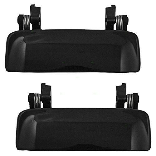 Pair of Outside Outer Door Handles Replacement for Ford Mercury SUV Pickup Truck 2L2Z7822404AAPTM