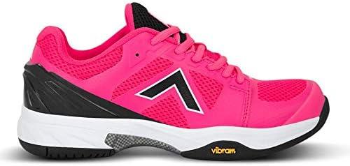 Tyrol Striker Pro V Women's Pickleball Shoe Pink Black