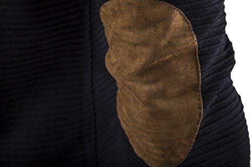 Joy Cornメンズ カーディガン 麻 和式パーカー M-2XL 全2柄 無地 柄 羽織 トップス おしゃれ カジュアル 薄手 はんてん ゆる 001
