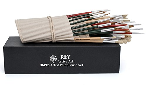 36-piece-artists-paint-brush-set-by-ry-active-art-for-painting-acrylic-watercolor-oil-bonus-gift-5-p