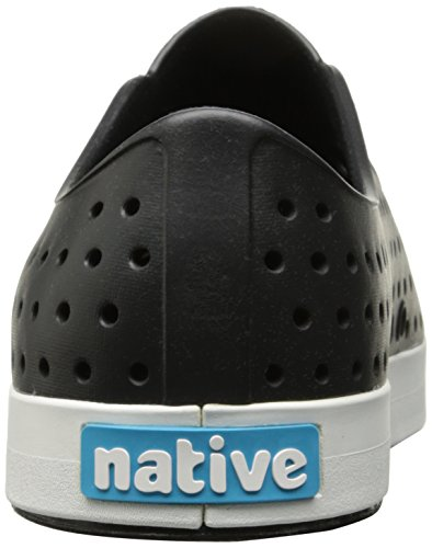native Jefferson Water Shoe Jiffy Black/Shell White opxTCvJ