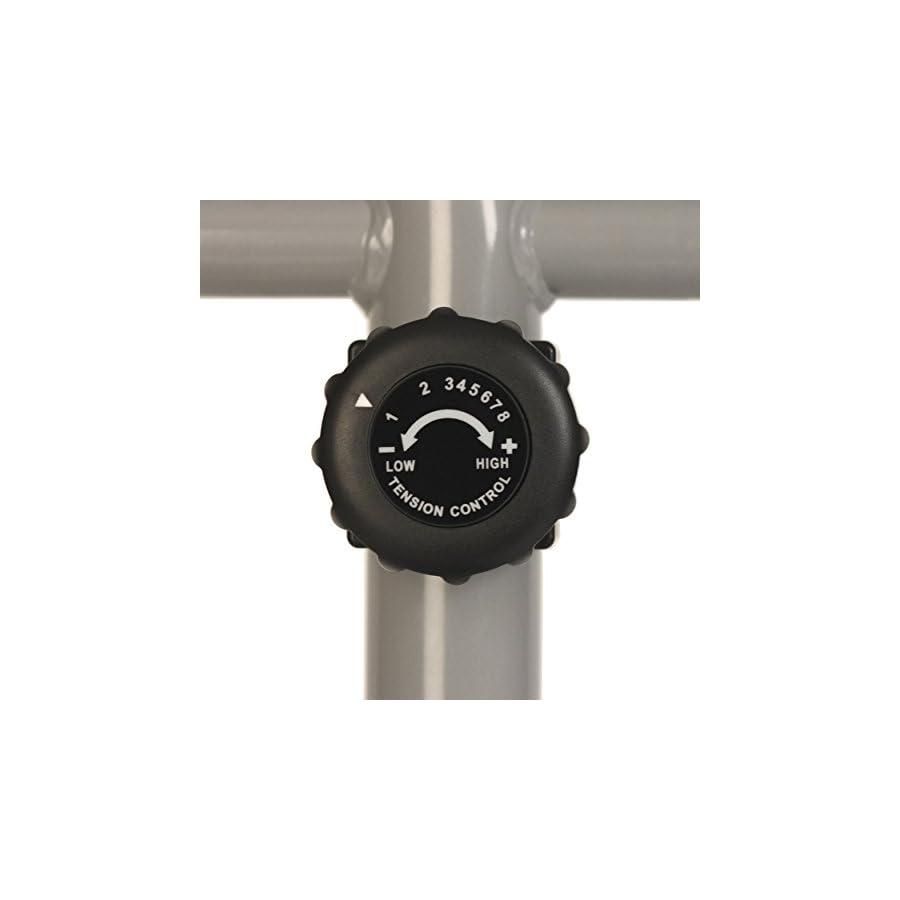 Sunny Health & Fitness Magnetic Elliptical Trainer SF E3628 Magnetic Elliptical Trainer, Gray