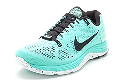 Amazon.com | NIKE Lunarlon For Women, s Black/Green Color