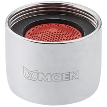 moen faucet aerator replacement. Moen 3924 2 GPM Female Thread Aerator  Chrome 3919 Male Kitchen Faucet