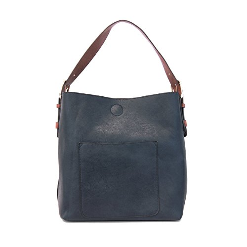 Joy Susan Classic Hobo Handbag (Indigo)