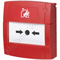 KAC Fire Alarm convencional Manual Call Point – Flush por