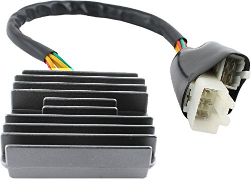DB Electrical AHA6045 New Voltage Regulator For Honda Motorcycle Cbr600Rr 2004 2005 2006 04 05 06, Cbr900Rr 2001 2002 01 02 ESP2404 31600-MCJ-641 31600-MEE-003 31600-MEE-872 SH678C-13 SH678FA 17.5950