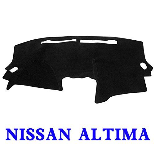 Original Car Dashboard Carpet Dash board Cover Mat For fit NISSAN ALTIMA Black - Dash 2007 Mat