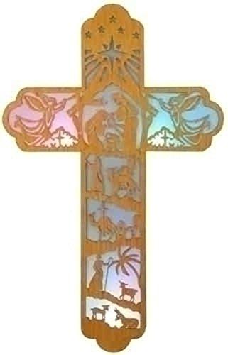 Illuminated Cross (22