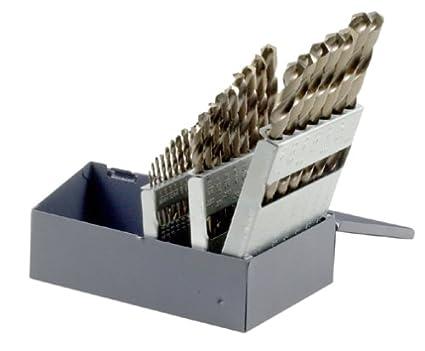 Cobalt Drill Bit Set >> Bosch Co4029 29 Piece Metal Index Cobalt Drill Bit Set Jobber