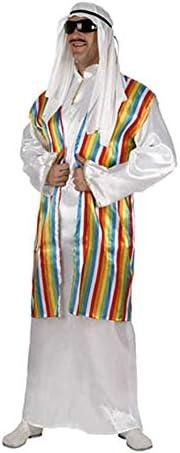 Atosa - Disfraz de peregrino arabe, Adulto t.3: Amazon.es ...