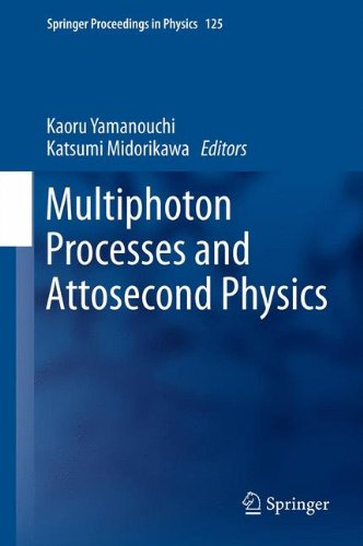Multiphoton Processes and Attosecond Physics: Proceedings of the 12th International Conference on Multiphoton Processes