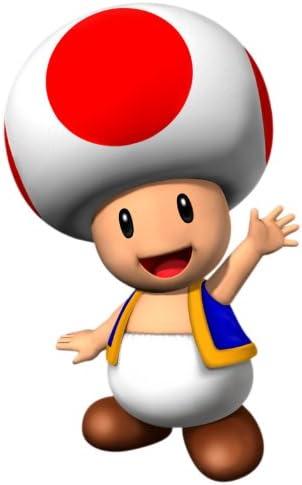 Mario Bros I-889279 - Disfraz de Toad para hombre (adulto): Amazon ...