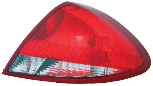 TYC 11-6034-01 Ford Taurus Driver Side Replacement Tail Light Assembly