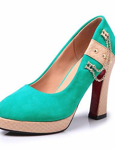 ZQ zapatos de las mujeres del verano / oto?o talones talones / plataforma al aire libre / oficina&?carrera / tac¨®n de aguja ocasional , almond-us10.5 / eu42 / uk8.5 / cn43 , almond-us10.5 / eu42 / uk orange-us6.5-7 / eu37 / uk4.5-5 / cn37