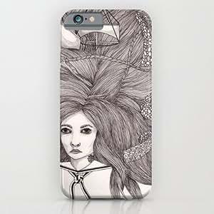 Society6 - Bad Hair Day iPhone 6 Case by Samantha Dolan wangjiang maoyi