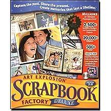 Art Explosion Scrapbook Factory Deluxe