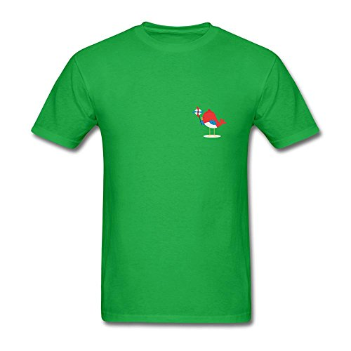 mens-large-patriotic-bird-short-sleeve-t-shirts