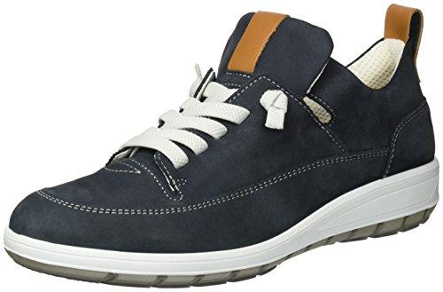 Blau Blau Tokio Sneaker ara Damen Sattel 4SqTxPx