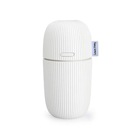 VADIV Humidificador Difusor de Aceite Esencial Aroma para Coche 100ml Perfume Ultrasónico Cool Mist Portátil Purificador