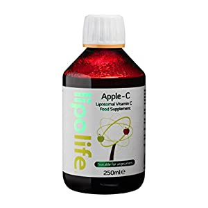 Lipolife Apple-C – Liposomal Vitamin C – 250ml