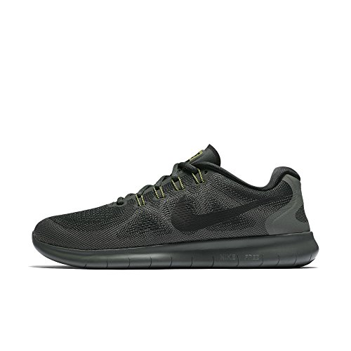 Scarpe Black Nike Uomo Free Corsa Grigio da Outdoor Green RN Black Rock River 7wqEHwC