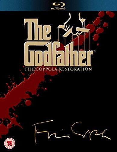 The Godfather Coppola Restoration [Blu-ray]  [1972] [Region Free] (Mafia 2 Directors Cut)