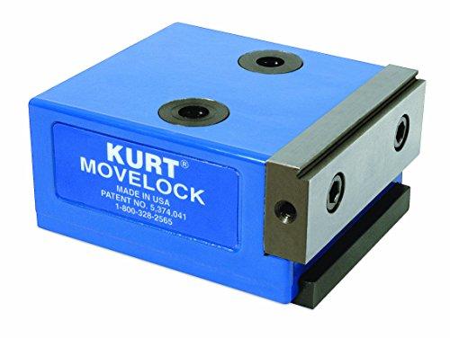 Kurt ML35 MoveLock Modular Vise Movable Jaw