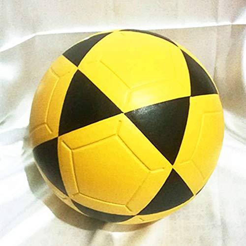 aolongwl Balón de fútbol Pelota De Fútbol De Tamaño 5 Oficial De Fútbol De Partido Profesional Balón De Entrenamiento…