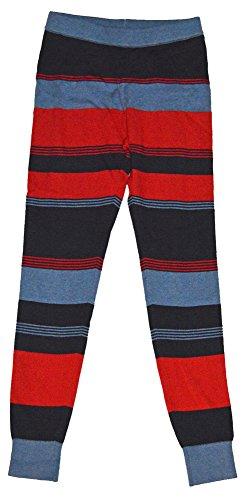 Gap Kids Girls Red Blue Striped Sweater Leggings XS ()