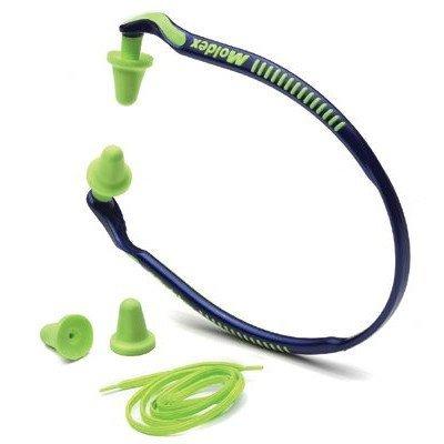 Jazz Band Canal Cap Hearing Protectors - jazz band banded hearingprotector (50 per cs) [Set of 10] by Moldex