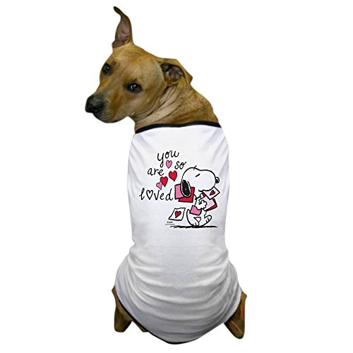 CafePress - Snoopy - You are So Loved - Dog T-Shirt, Pet Clothing, Funny Dog Costume]()