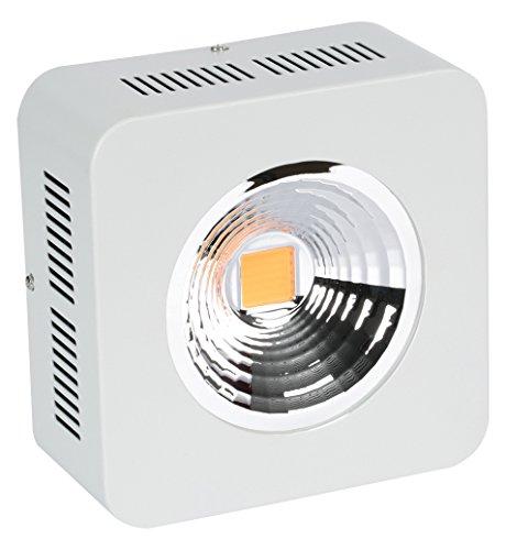 iVid GL500 Full Spectrum COB Series Integrated 200W LED Grow Light, White