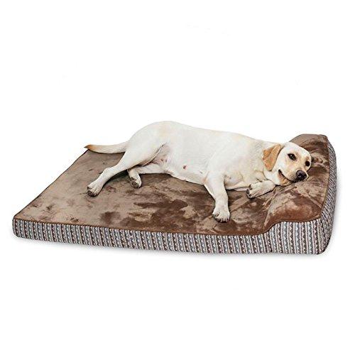 Kennel Winter Waschbar Warmen Goldenen Labrador Husky-Hundebett Haustier Bett mittelgroßen Hund