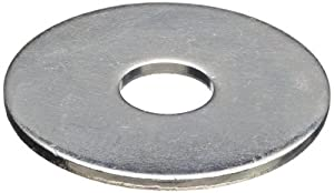 "Stainless Steel Fender Washers 1/4"" x 1"" (25 pcs)"