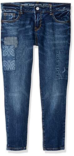 Gymboree Girls Big Super Skinny Jeans,