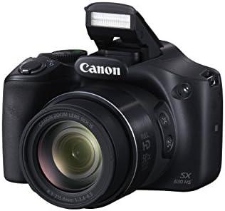 Canon PowerShot SX530 Digital Camera w/ 50X Optical Zoom – Wi-Fi & NFC Enabled (Black) 41AJNKWmIyL