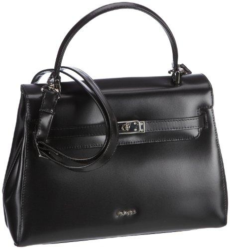 Berlin Picard Handbag Black Women's schwarz 29x21x11 0fqd78C