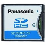 パナソニック SD/SDHCメモリーカード用CFアダプター BN-CSDACP3