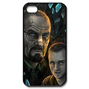 Breaking Bad iPhone 4 4S Black phone cases&Holiday Gift