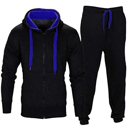 m Uomo Pantaloni xl Con Nero Cappuccio hooded Sportivo Prodotto E Sportiva abbigliamento Sweat xxl l Felpa top 1 Uomo qgtwOZ