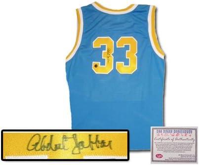 new products 3db0c 757b9 Amazon.com : Kareem Abdul-Jabbar Signed Uniform - UCLA ...