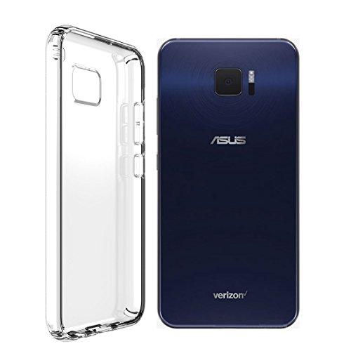 Everstars for ASUS ZENFONE V Case ( V520KL) [Soft Material] [Stylish Style] [ Full-body Protective][ Shock Absorption] Cell Phone case for ASUS ZENFONE V ( V520KL) (White)
