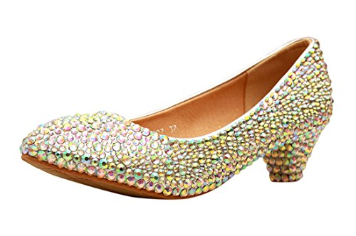 Or Femme 4cm Compensée Semelle Minitoo Gold Heel tqnwRnaEvp