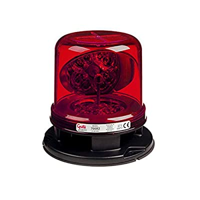 Grote (76682) LED Roto-Beacon Light: Automotive