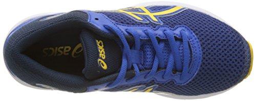 1000 Asics victoria Gs Gt tai 6 Blue Blu Yellow Unisex dark Scarpe – 4504 Bambini Blue Running chi 5nnHxdtvw