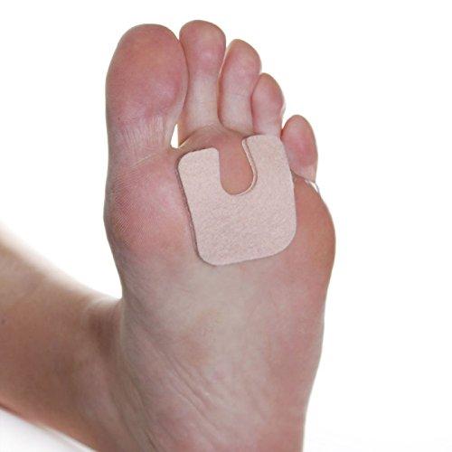 Dr. Jills Felt U-shaped Callus Pads (Pack 20)