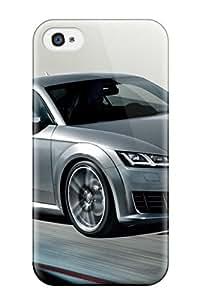 Pretty XPKTZZM2884suxBR Iphone 4/4s Case Cover/ Audi Tt Series High Quality Case
