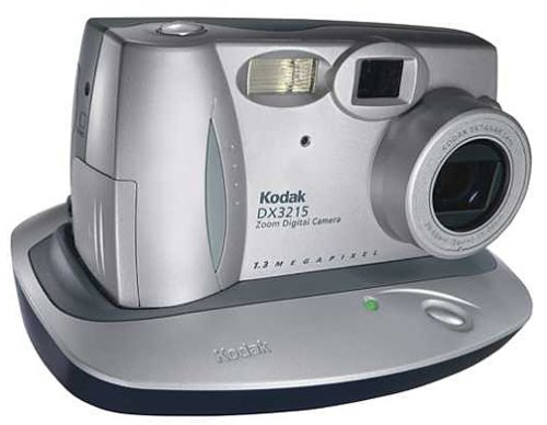 Kodak Easyshare Camera Bundle (Kodak EasyShare DX3215 1.3MP Digital Camera w/ 2x Optical Zoom Bundle with)