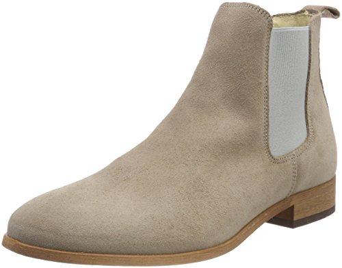 Scarpa Lorso Herren Chelsea S Boots Grau (140 Grigio)